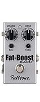 Fulltone(フルトーン) /  Fat-Boost FB-3 -ブースター- 《ギターエフェクター》