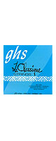GHS / 2370G  LA CLASSIQUE CLASSICAL   Ground Nylon Trebles / Winter Silver Basses - クラシックギター弦 -