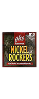 GHS / NICKEL ROCKERS R+RL LIGHT ニッケル ロッカーズ  ライト - エレキギター弦 -