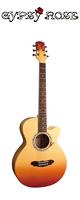 GYPSY ROSE(ジプシーローズ) / GRA1K-CMB - アコースティックギター - ■限定セット内容■ 【・Fender ピック 】