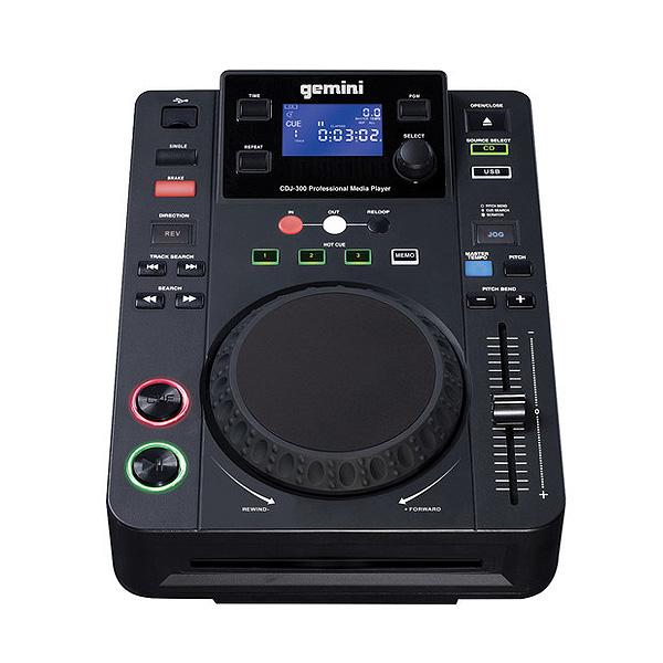 Gemini(ジェミナイ) / CDJ-300 - CD/USB対応