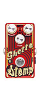 Greer Amps(グリアーアンプス) / Ghetto Stomp -ゲットーストンプ- 《ギターエフェクター》 ■限定セット内容■→ 【・パッチケーブル(KLL15)】