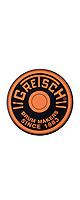 Gretsch(グレッチ) / Round Badge Practice Pads - 12インチ/ Orange -