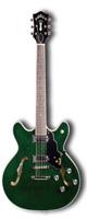 Guild(ギルド) / STARFIRE IV ST Maple (GRN) -エレキギター- ■限定セット内容■→ 【ベルデンギターシールド】