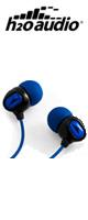 H2O Audio(エイチツーオー・オーディオ) / Surge 2G Waterproof Sport Headphones 【防水イヤホン】