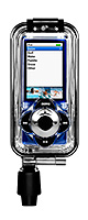H2O Audio(エイチツーオー・オーディオ) / Capture Waterproof Case for iPod nano (5th ) (防水ケース)
