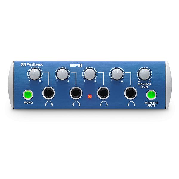 PreSonus(プレソナス) / HP4 - ヘッドホンアンプ ヘッドフォン・ディストリビューター