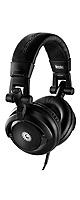 Hercules(ハーキューリース) / DJ M40.1 - DJ用モニタリングヘッドホン - 1大特典セット