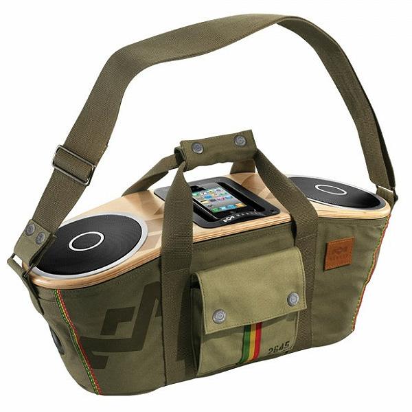 house of marley ハウス オブ マーリー bag of rhythm portable