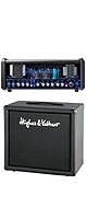 Hughes & Kettner(ヒュース アンド ケトナー) / GrandMeister Deluxe 40 【HUK-GM40DX/H HUK-TM112】 - ギターアンプヘッド・キャビネットセット - ■限定セット内容■→ 【・ギターアンプ用ケーブル(Belden8470) 】