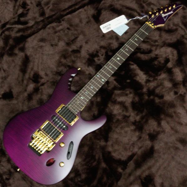 Ibanez(アイバニーズ) / EGEN18-TVF Transparent Violet Flat  Herman Li(ハーマン・リ)モデル - エレキギター -