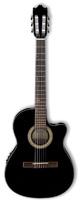 【チョイキズ特価】 Ibanez(アイバニーズ) GA30TCE BK クラシックギター エレガット