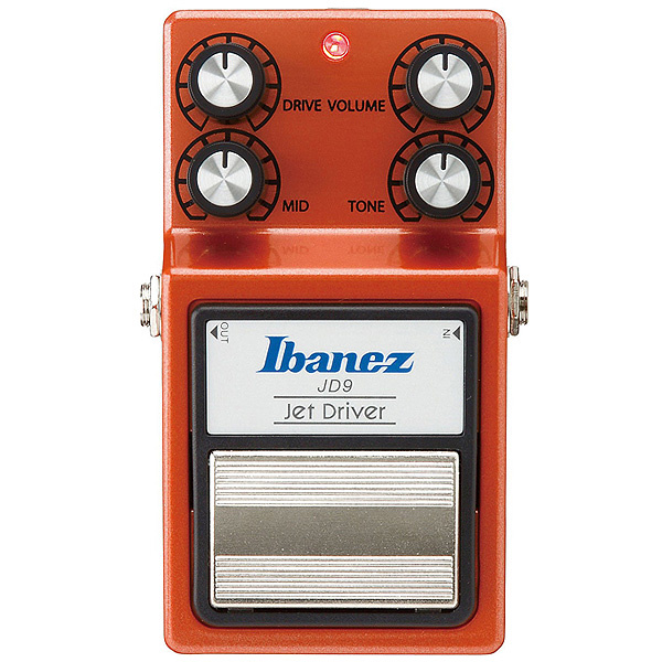 Ibanez(アイバニーズ) / Jet Driver JD9 - ディストーション - 《ギターエフェクター》