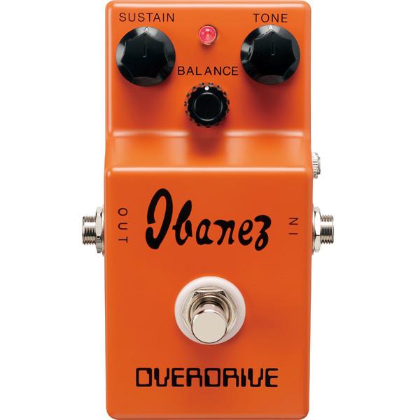 【数量限定復刻版】Ibanez(アイバニーズ) / Overdrive OD850 - オーバードライブ - 【10月中旬発売予定】