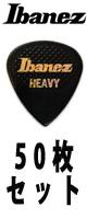 Ibanez (アイバニーズ) / PA16HR-BK【HEAVY】【50枚セット】-ピック  -