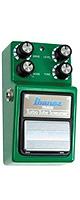 Ibanez(アイバニーズ) / Turbo Tube Screamer TS9DX -オーバードライブ- 《ギターエフェクター》 2大特典セット