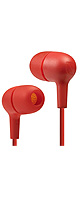 Incase(インケース) / Capsule In Ear Headphones (Hot Red/Mango) - イヤホン -