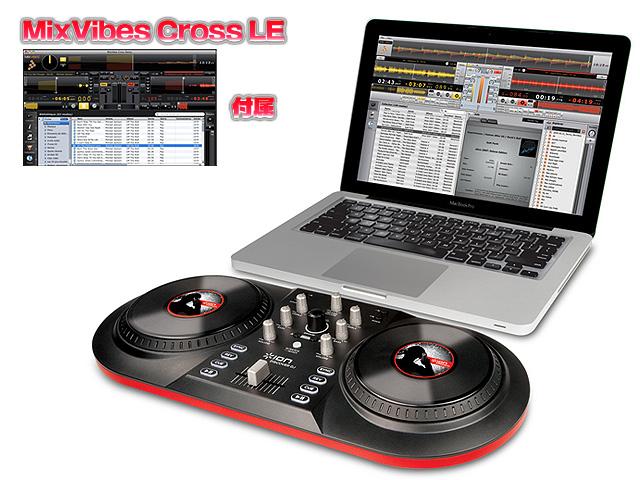Ion(アイオン) / Discover DJ -DJソフト&コントローラー  - ■限定セット内容■→ 【・教則DVD 】