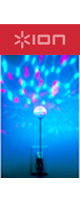 Ion(アイオン) /  Party Ball USB IA-ACC-004 - USB LEDミラーボール -