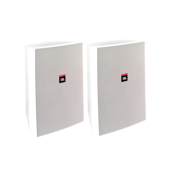 JBL(ジェービーエル) / Control 28T-WH (ペア)  [正規輸入品] - 全天候型スピーカー(1ペア販売) 壁掛けタイプ -