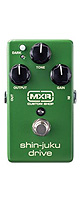 Jim Dunlop(ジム・ダンロップ) / MXR Shin-Juku Drive CSP035 - オーバードライブ - 《ギターエフェクター》 1大特典セット
