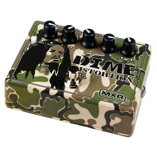 【限定1台】Jim Dunlop(ジム・ダンロップ) / MXR DIME DISTORTION DD11 -ダイム・ディストーション- 《ギターエフェクター》 1大特典セット