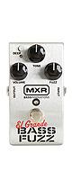 Jim Dunlop(ジム・ダンロップ) / MXR M182 El Grande Bass Fuzz - ベース・ファズ 《ベースエフェクター》