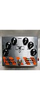 【限定1台】Jim Dunlop(ジム・ダンロップ) / MXR M181 Blow Torch Distortion -ディストーション- 《ベースエフェクター》『セール』『ギター』 1大特典セット