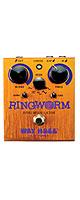 Way Huge(ウェイヒュージ) /  Ring Worm Modulator WHE606 -リングモジュレーター- 《ギターエフェクター》 ■限定セット内容■→ 【・Fender ピック 】