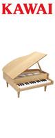 KAWAI(カワイ) / グランドピアノ 1144 (ナチュラル) - おもちゃ トイピアノ -