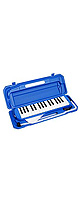 メロディーピアノ 鍵盤ハーモニカ- KC / P3001-32K/BL (ブルー)