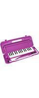 メロディーピアノ 鍵盤ハーモニカ- KC / P3001-32K/PP (パープル)