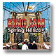 King Jam / Spring Holiday [MIX CD]