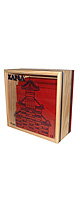 Kapla(カプラ) / 40 Piece (Red) 【魔法の積み木】