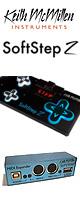 Keith McMillen Instruments(キース・マクミレン・インストゥルメンツ) / Softstep2 + MIDI EXP Bundle  - MIDIコントローラー - ■限定セット内容■→ 【・OV-X8 】