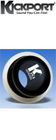 Kickport(キックポート) / FX Series Ports タム用 ブラック 【DS-KP FX1 RT B】