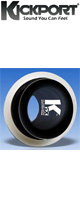 Kickport(キックポート) / FX Series Ports スネア用 ブラック 【DS-KP FX1 SN B】