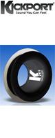 Kickport(キックポート) / FX2 KickPort Mini バスドラム用ミニ ブラック 【DS-KP FX2 BD B】