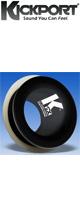 Kickport(キックポート) /  FX Series Ports フロアタム用 ブラック 【DS-KP FX2 FT B】