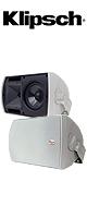 Klipsch(クリプシュ) / AW-650 Outdoor Speaker (White) - 全天候型スピーカー (2台セット) 1大特典セット