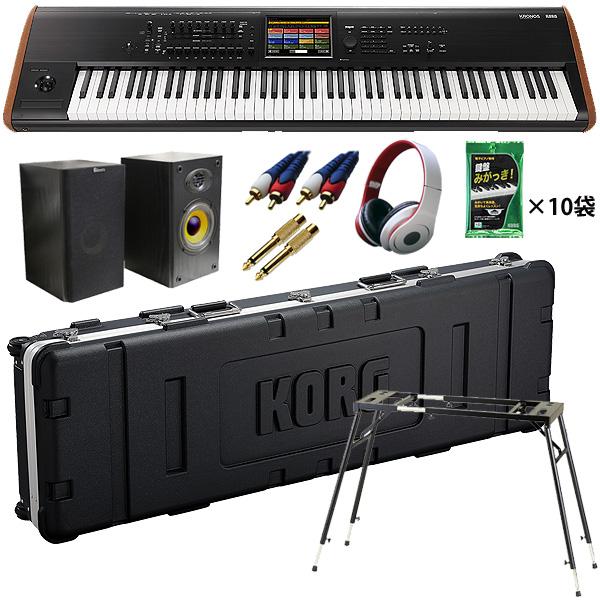 【限定2台】Korg(コルグ) / KRONOS2-88 (88鍵盤) 【純正ハードケースセット】