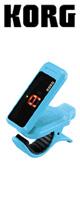 Korg(コルグ) / Clip-on Tuner pitchclip PC-1 -クリップ・オン・チューナー BLUE -