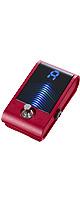 Korg(コルグ) / Pitchblack Custom RD PB-CS-RD - ペダルチューナー -  (200台限定)