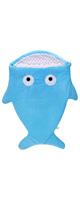Kosbon / Shark Sleeping Bag(ブルー) - 乳幼児用寝袋ブランケット -