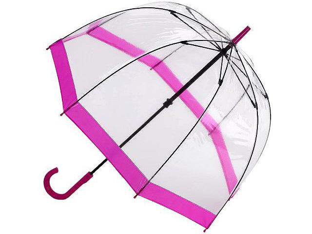 ★イギリスで大人気★ Fulton Umbrella Pink Birdcage-1 - 鳥かご傘 -