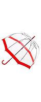 ★イギリスで大人気★ Fulton Umbrella Red Birdcage-1 - 鳥かご傘 -