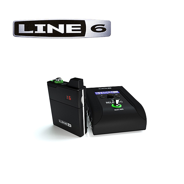 LINE6(ラインシックス) / Relay G70 - ギター・ベース用ワイヤレス - 1大特典セット