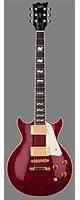 LTD/ Artist Series-Kirk Hammett Model KH-DC See Thru Black Cherry  -エレキギター- 【受注生産品】