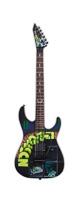 LTD / LTD Signeture SeriesKirk Hammett Model KH-NOSFERATU - エレキギター - ■限定セット内容■→ 【・ア-ニ-ボ-ル エレキ弦 】