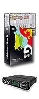 Live8 + UltraLite mk3 バンドル 【音楽制作ソフト+オーディオインターフェース 】 ■限定セット内容■→ 【・Retro Synths 無償ダウンロード 】